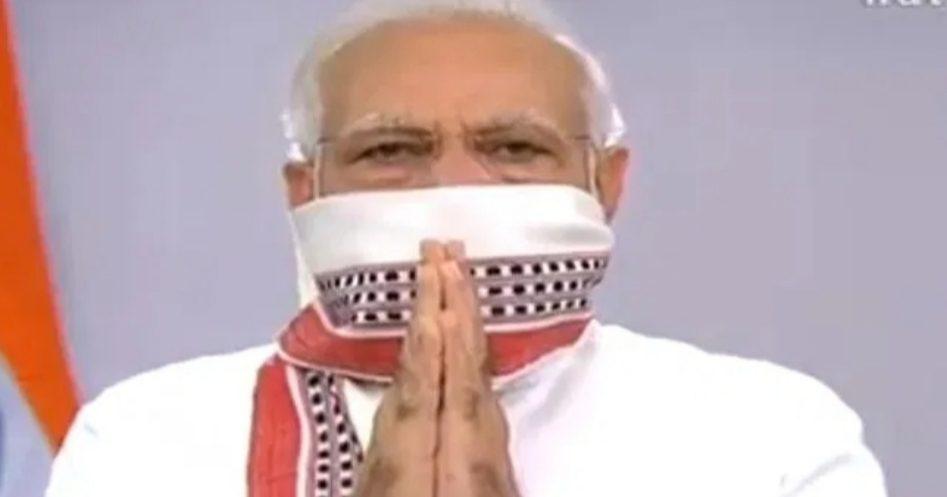 प्रधानमंत्री नरेंद्र मोदी आज रात 8 बजे करेंगे देश को संबोधित