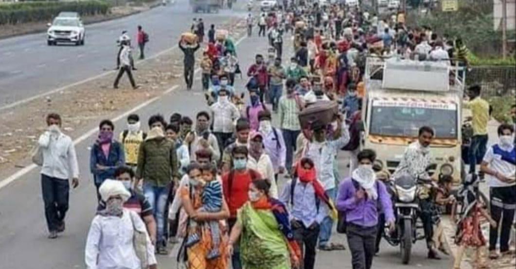 UP में मजदूरों की मौत पर राजनीतिक बयानबाजी का दौर शुरू