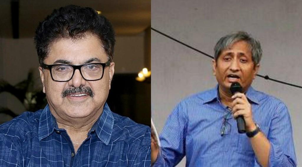 अशोक पंडित ने कसा रवीश कुमार पर तंज, कहा- बेचारों का वैसे भी धंधा मंदा चल रहा है