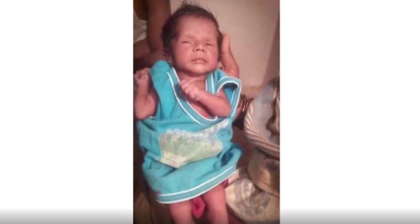 भुखमरी के कारण दिहाड़ी मजदूर ने अपने दो महीने के बच्चे को 22 हजार में बेचा