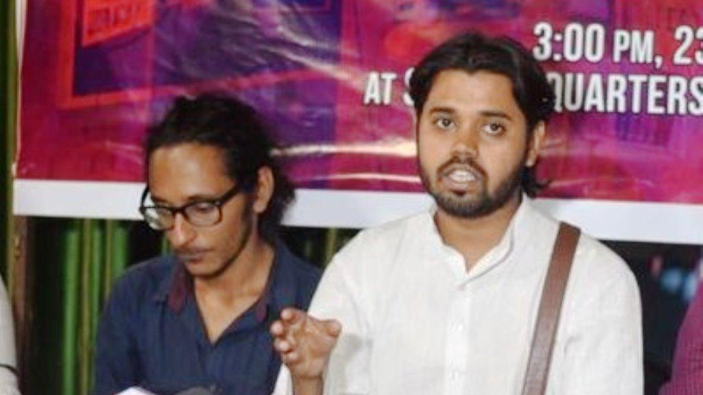 जामिया के छात्र आसिफ इकबाल तन्हा को जमानत, 20 मई को हुई थी गिरफ्तारी