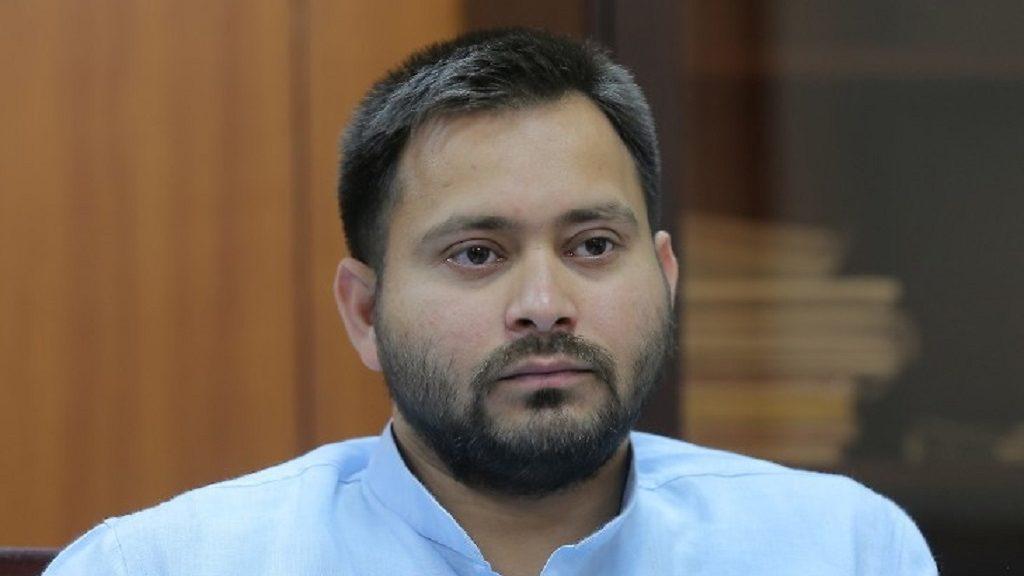 तेजस्वी यादव ने क्वारंटाइनसेंटर के बहाने नीतीश कुमार को घेरा, शेयर किया वीडियो