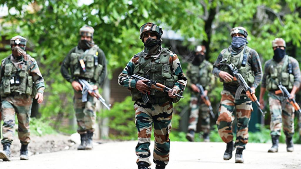 सुरक्षाबलों ने 4 और आतंकवादियों को किया ढेर, 24 घंटे में कुल 9 आतंकी मारे गए