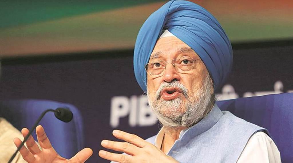उड्डयन मंत्री हरदीप सिंह पुरी ने कहा, शुरू हो सकती है एक सप्ताह में घरेलू उड़ानें