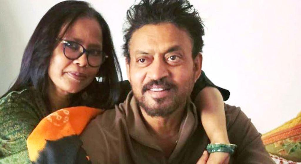 इरफान खान की पत्नी सुतपा सिकदर ने शेयर किया इमोशनल मैसेज, पोस्ट की ये तस्वीर