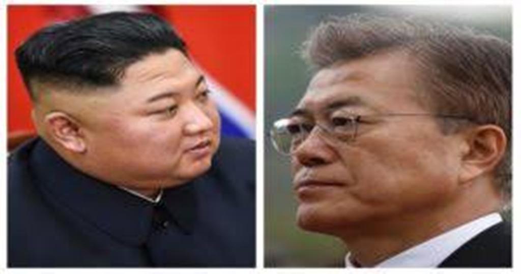 किम जोंग के पब्लिक में दिखते ही उत्तर कोरिया और दक्षिण कोरिया के बीच सीमा पर फायरिंग