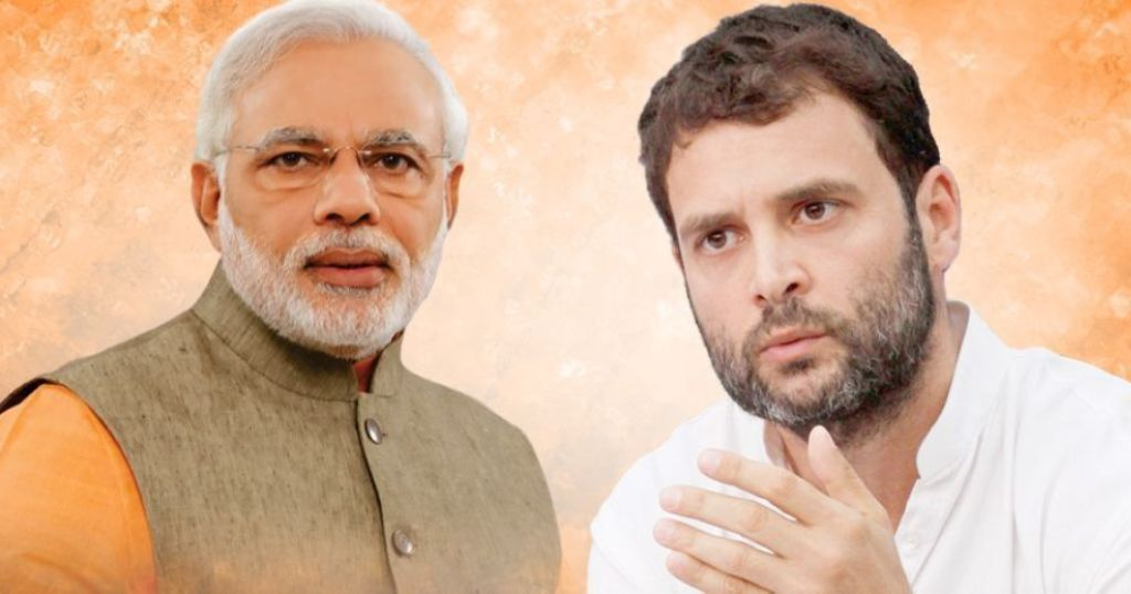 राहुल गांधी का PM पर निशाना, कहा- पहले फ्रंट पर खेल रहे थे अब बैकफुट पर चले गए