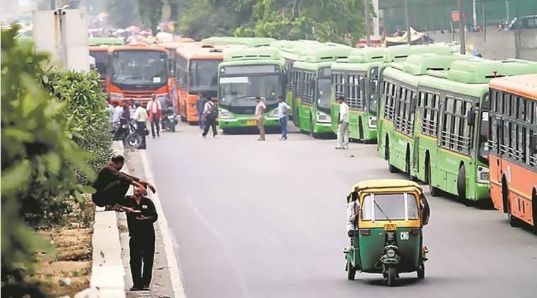 राष्ट्रीय राजधानी में 17 मई के बाद चल सकती है मेट्रो, बस, ऑटो और टैक्सी!