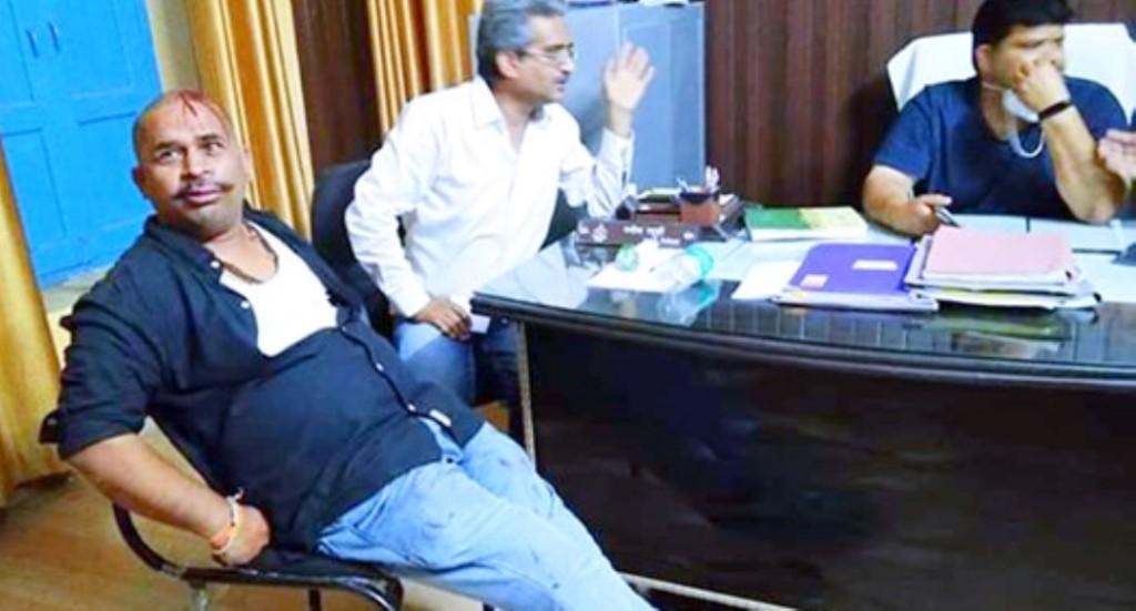 खननमाफियाओं ने पत्रकार पर किया हमला, फिर लिखा दी रिपोर्ट