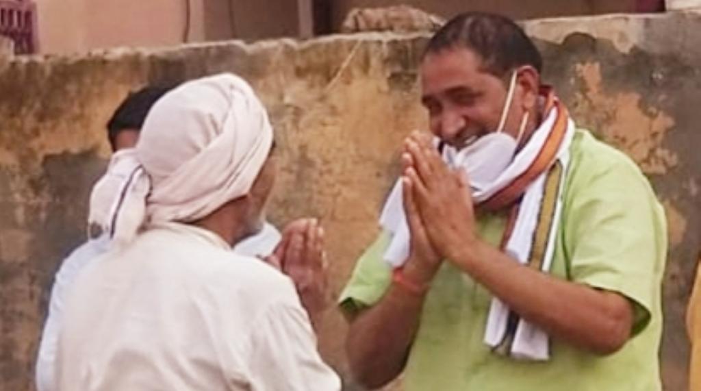भाजपा ने लिखी 'जीरो टॉलरेंस' की इबारत, MLA-MP ने कराई रिश्वत वापिस