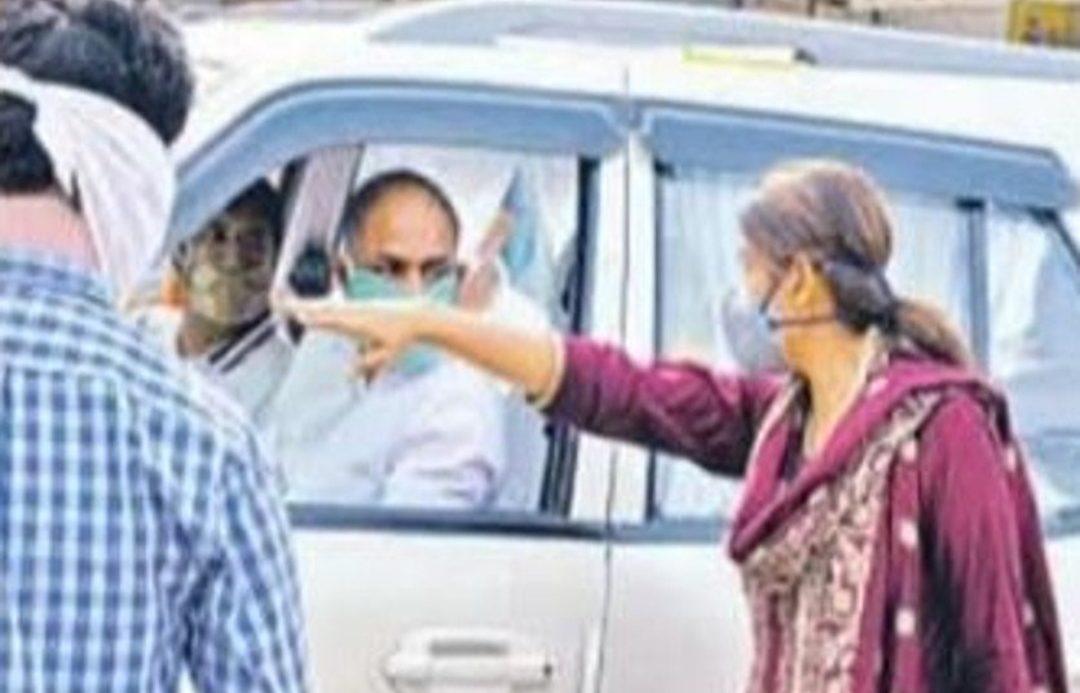 विधायक की गाड़ी रोकना महंगा पड़ा IAS तेजस्वी राणा को, पहले तबादला अब कैडर चेंज