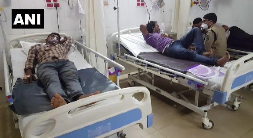 आंध्र प्रदेश के विशाखापत्तनम में हुआ गैस रिसाव, दो श्रमिकों की मौत 4 अस्पताल में भर्ती