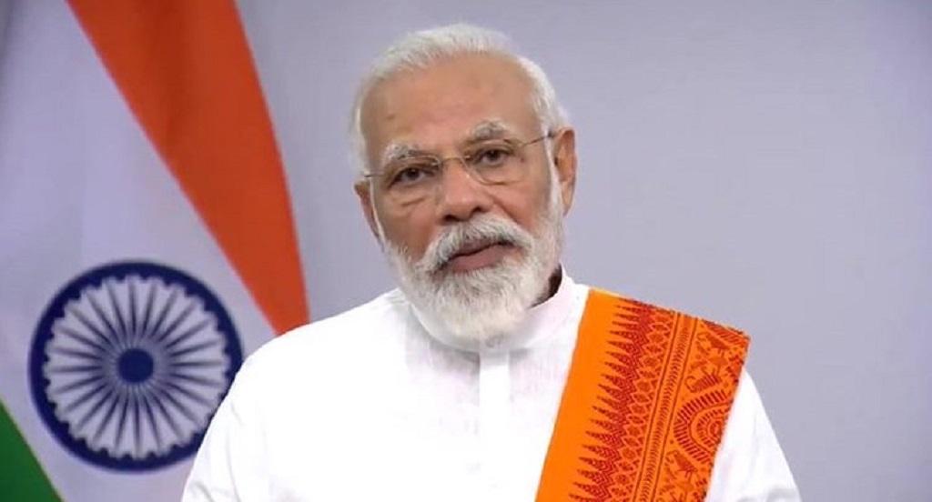 योग दिवसराष्ट्र के नाम संबोधन में प्रधानमंत्री ने कहा, PM गरीब कल्याण योजना नवंबर तक रहेगी लागू पर PM मोदी बोले, कोरोना को हराने के लिए योग को दैनिक जीवन का हिस्सा बनाएं