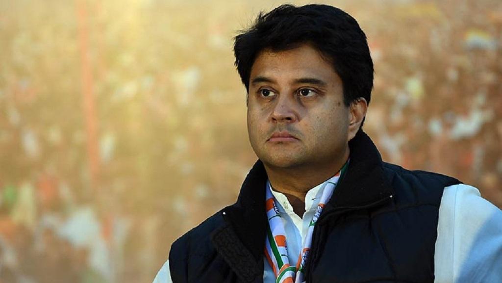 शिवराज के बाद अब सिंधिया का ऑडियो वायरल, टिकट के लिए 50 लाख का लेनदेन