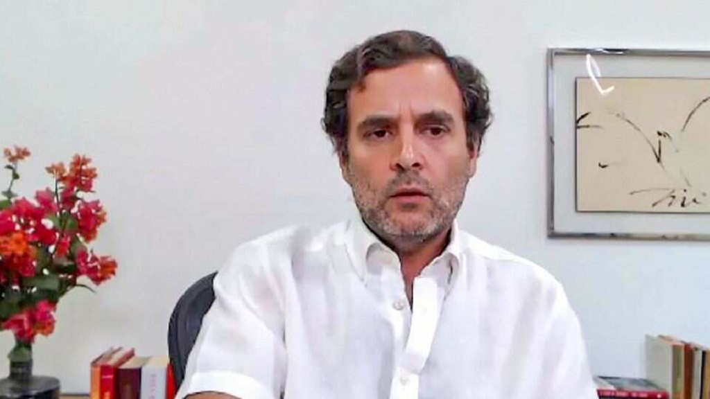 सरकार को राहुल ने फिर चेताया, कहा- 10 अगस्त तक होंगे 20 लाख से अधिक कोरोना मरीज
