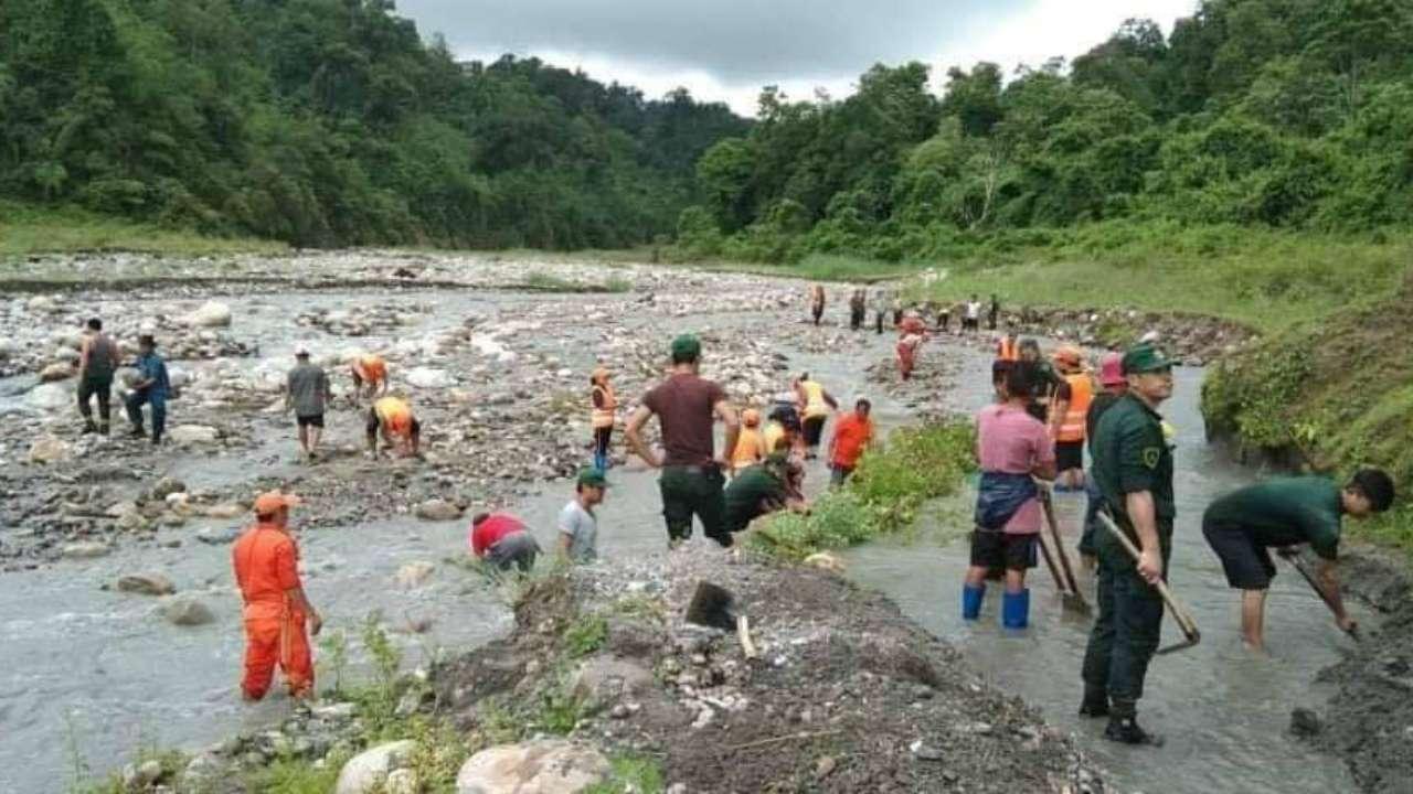भूटान ने भारत के पानी रोकने की खबरों का किया खंडन, कहा- सभी जगहों से सप्लाई जारी