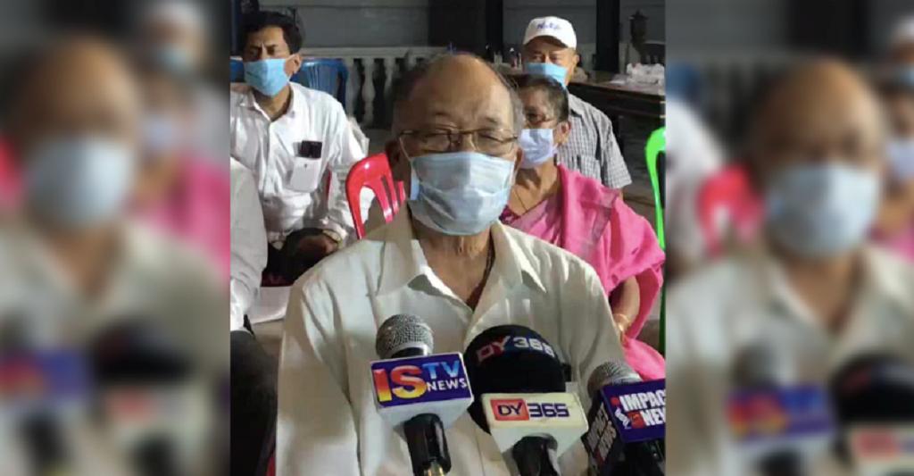 मणिपुर में सरकार बचाने में जुटी भाजपा, इस्तीफा देने वाले 4 NPP नेताओं को लाया गया दिल्ली