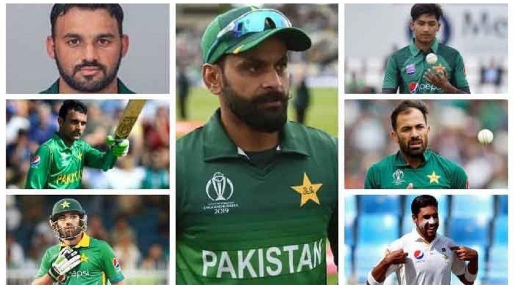 इग्लैंड के दौरे से पहले पाकिस्तान टीम के 10 सदस्य पाए गए कोरोना पॉजिटिव