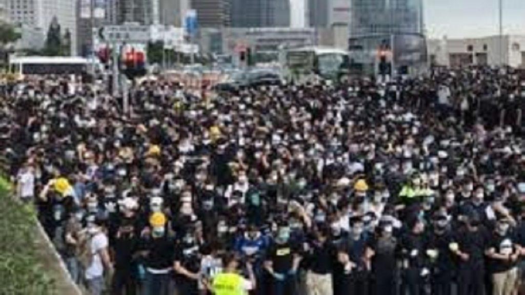 17 साल में पहली बार हांगकांग में नहीं होगा वार्षिक लोकतंत्र समर्थक रैली