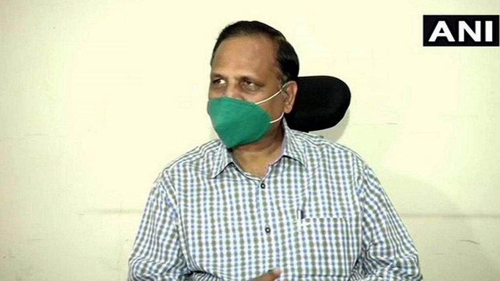 दिल्ली के स्वास्थ्य मंत्री सत्येंद्र जैन की हालत बिगड़ी, ICU में शिफ्ट