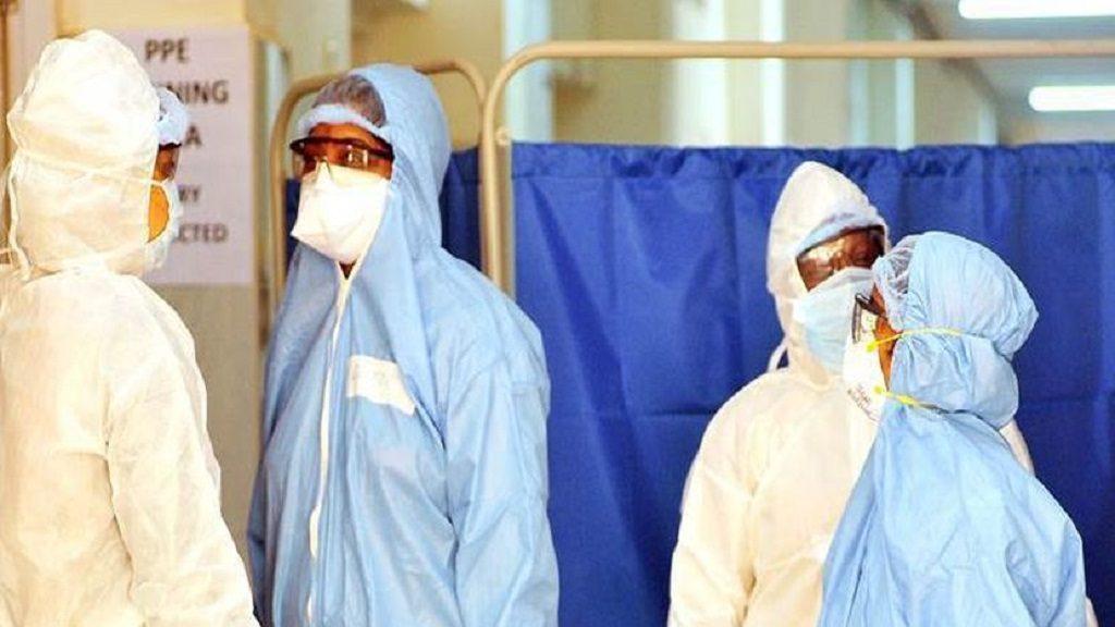 भारत कोविड-19 रोगियों की संख्या के मामले में रूस को पीछे छोड़ तीसरे स्थान पर पहुंचा