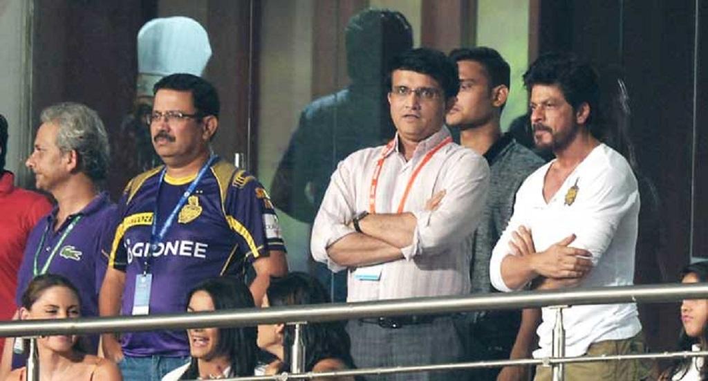 सौरव गांगुली ने KRK की कप्तानी को लेकर खोले राज, शाहरुख खान को लेकर कही ये बात